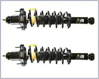 2x Amortiguador + Muelle Cojinete Trasero Para CHRYSLER Sebring 2007-2010