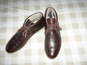 MENS CHUKKA BOOTS SIZE 8 BY PAUL SMITH
