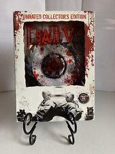 Saw 5 V DVD Danny Glover Donnie Wahlberg Tobin Bell Meagan Good Horror Thriller