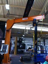 500kg Refurbished JIb Crane - 4m radius