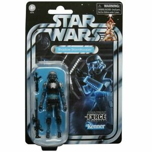 """STAR WARS THE VINTAGE COLLECTION GAMING GREATS SHADOW STORMTROOPER 3.75"""" FIGURE"""