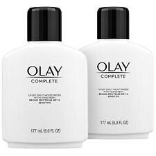 Olay Complete Sensitive Plus UV365 Daily Moisturizer Lotion 6 oz - 2 Pack