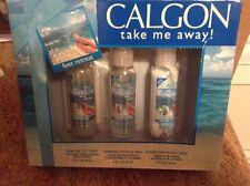 Calgon Ahh Spa! Feet Retreat Gift Set Foot Scrub, Foot & Leg Spray Moisture Foot