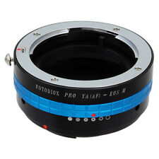 Fotodiox Pro Lens Adapter Yashica 230 AF Lens to Canon EOS M