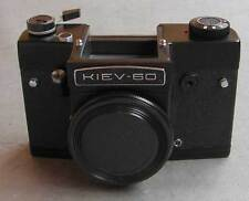 Kiev 60 BLACK Arsenal 6x6 medium format camera BODY flocked, CLA-ed NEW