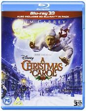 a Christmas Carol Blu-ray 3d Region