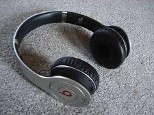 LikeNew Beats by Dr. Dre Solo HD Headband Wireless Headphones - Silver