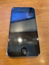 Apple iPhone 4s - 8GB- Black (Unlocked) A1387 (CDMA + GSM)