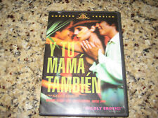 Y Tu Mama Tambien (Dvd, 2002, Unrated), Diego Luna, Gael Garcia Bernal!
