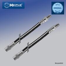 2x MEYLE 1006110085/S Bremsschlauch hinten für AUDI