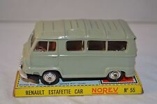 Norev 55 Renault Estafette plastique in very very near mint condition