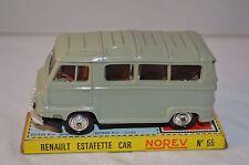 Norev 55 Renault Estafette plastique in very very near mint condition