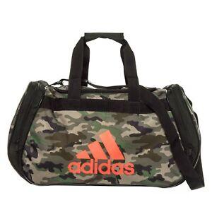 adidas, Diablo Medium II Duffel Bag, Travel Training Gym (Various Colors)