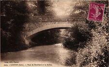 CPA   Chanas (Isére) - Pont de Bouillard et le Dollon  (433250)