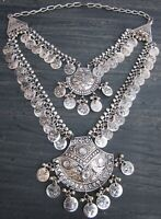 Necklace Earring Tribal Bohemian Hippie Gypsy Style Fashion Jewelry
