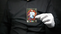 Panini FIFA World Cup Russia 2018 Limited Edition AGUERO - *The Masked Man'