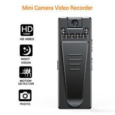 FHD 1080P Mini Camera Voice Pen Recorder 12MP Dash Cam DVR 90° Rotation Lens