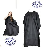 UNISEX PROFESSIONAL ADULT HAIR DRESSING CAPE COVER BARBER GOWN COVER TO PROTECT