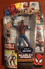 Marvel Legends Exclusive Scarlet Spider Ares Build-A-Figure Ben Reilly