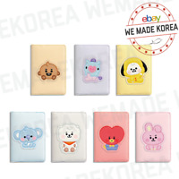 BT21 Baby Leather Patch Card Case 7types Official K-POP Authentic Goods