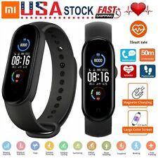 Xiaomi Mi Band 5 Bluetooth Smart Watch Fitness Sport Heart Rate Monitor Tracker