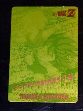 DRAGON BALL Z DBZ AMADA PP PART 26 CARDDASS CARD PRISM CARTE 1179 GOLD JAPAN **