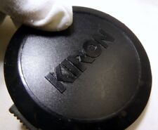 Lens Front Cap Kiron 62mm snap on type KINO PRECISION
