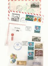 Austria-54 covers/cards all involving balloons & ballooning ( nice)