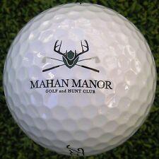 New Logo Golf Ball - Pro V1 /     Mahan Manor G & H C , Winchester , KY  -  2009