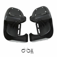Lower Vented Leg Fairing Glove Boxes Fit For Harley Touring Electra Glide 83-13