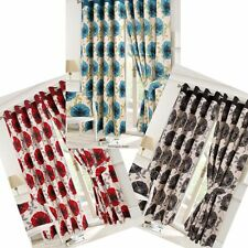 Unbranded Floral Polycotton Curtains & Pelmets