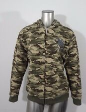 Lucky Brand Too tough women's hoodie camouflage L new