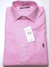 Klassische Ralph Lauren Herrenhemden mit Sportmanschette und Kentkragen