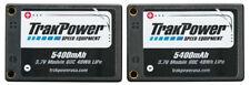 TrakPower LiPo 2S 7.4V 5400mAh 60C Saddle Hard Case TKPC0420