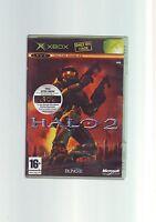 HALO 2 - FPS SHOOTER ORIGINAL XBOX GAME / 360 COMPATIBLE - ORIGINAL & COMPLETE