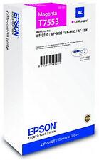 Cartucho tinta Epson C13t755340 magenta XL
