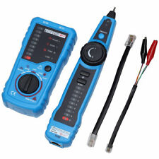 Wire Tracker Tracer Telephone Ethernet Lan Network Cable Continuity Tester Detec