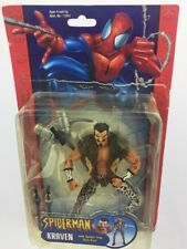 ToyBiz Spider-man Kraven Action Figure With Bolo Gun