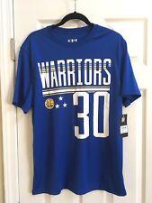 Nba Golden State Warriors Stephen Curry Basketball Large Shirt Nwt A0133