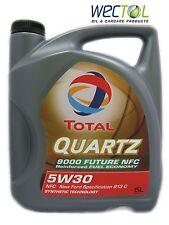 ! SONDERPREIS ! TOTAL Quartz 9000 Future NFC 5W30 Motoröl Ford Volvo A5 5 Liter