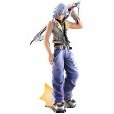 Official Kingdom Hearts II Static Arts Gallery Riku Statue- new genuine in box
