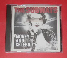 The Subways - Money and celebrity -- CD / Indie