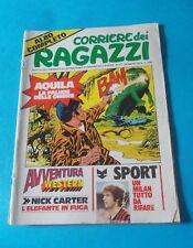 CORRIERE DEI RAGAZZI nr. 17 del 1974