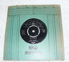 "Elvis  Presley  Kiss  Me  Quick  /  Something  Blue   7""   Vinyl   Single Record"