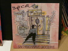 SOFT CELL Say hello wave goodbye 106410