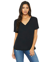 BELLA CANVAS Women's Slouchy V-Neck Tee B8815