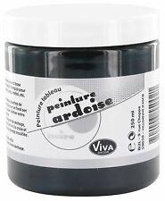 Peinture ardoise couleur noire 250 ml