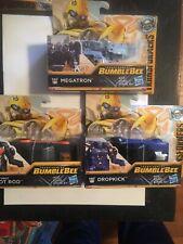 Transformers Bumblebee Lot Of 3 Energon Igniters Megatron, Hotrod and Dropkick