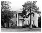 First Lady Bird Claudia Johnson 8 x 10 Silver Halide Photo Of Childhood Home