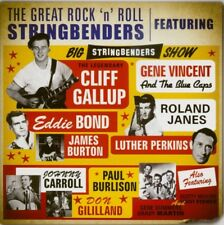 Cliff Gallup, Various - The Great Rock 'n' Roll Stringbenders (2015)  CD  NEW